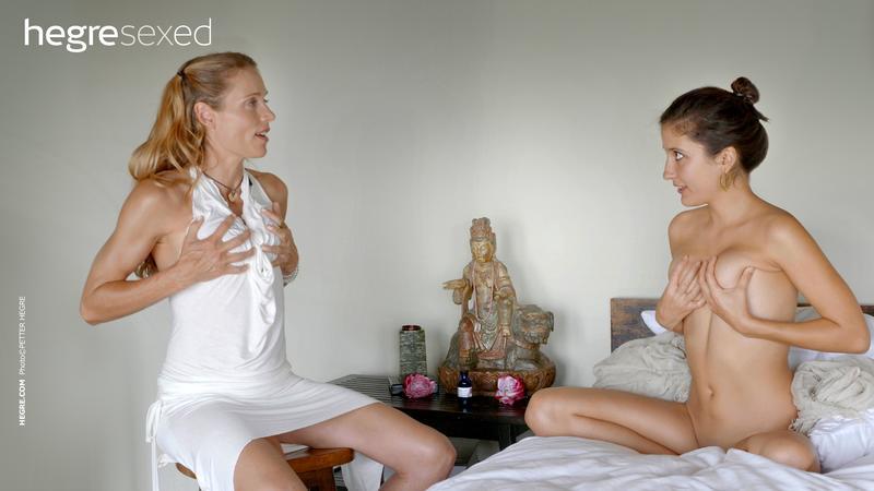 Taoist Breast Massage