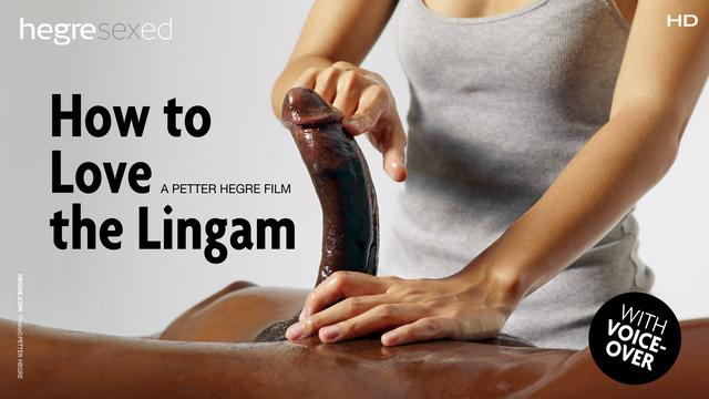 Learn how to love the lingam (and make his day)